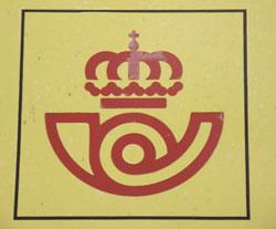 Spanisches Post Logo