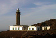 Der Leuchtturm Faro de Orchilla am ehemaligen Nullmeridian