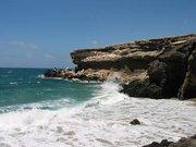 Steilküste bei La Pared