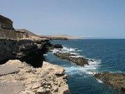 Steilküste bei Ajuy