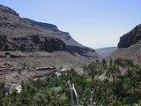 Ein Tal im Inselinneren von Gran Canaria