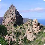 La Gomera Nordwesten