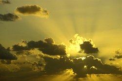 Sonnenaufgang in San Agustin