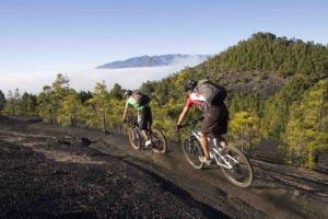 Biken auf den kanarischen Inseln