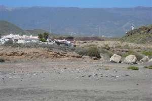 Strand von Abades auf Teneriffa