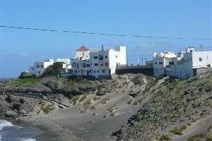 Strand von la Punta auf Teneriffa