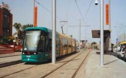 Straßenbahn in Santa Cruz