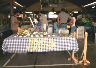 Wochenmarkt in San Isidro, Teneriffa