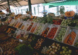 Bauernmarkt San Isidro, Teneriffa