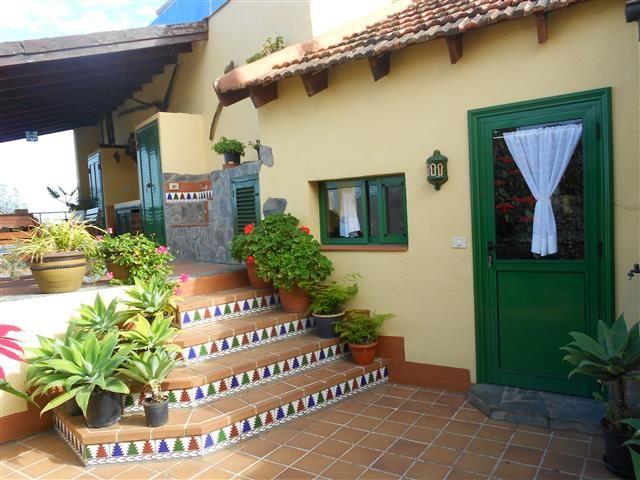 Finca Lirios del Valle auf Teneriffa Nord in Los Realejos