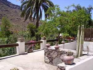 Finca los Navaros - Kleines Appartment auf Gran Canaria in Puerto de Mogan