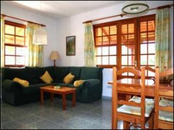 Ferienwohnung Ferienanlage Sandra - Appartments 2 (Obergeschoss) - La Palma