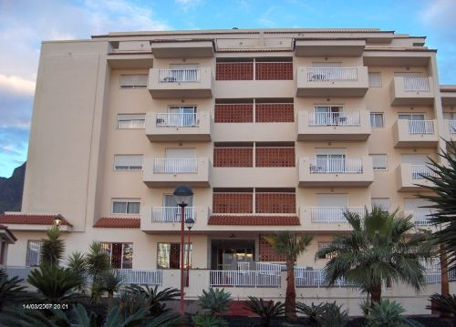 Appartments Oro Azul auf Teneriffa S�d in Torviscas