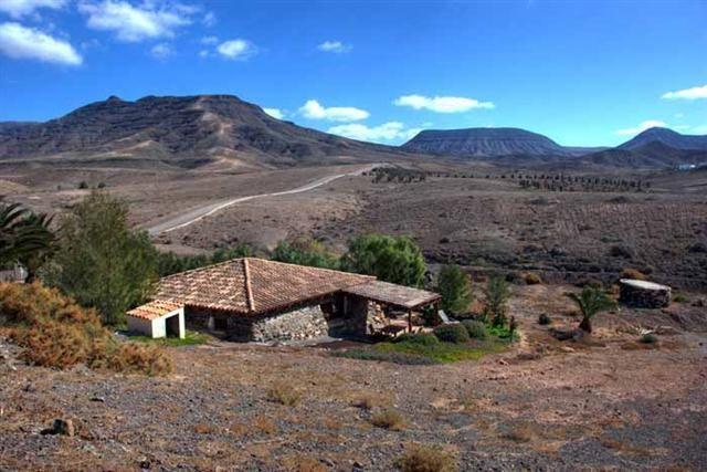 Finca Ugan - Casa del Condor auf Fuerteventura in La Pared