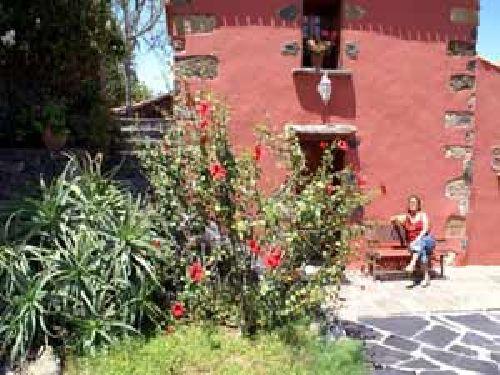 Casa Nori auf Teneriffa Nord in La Guancha