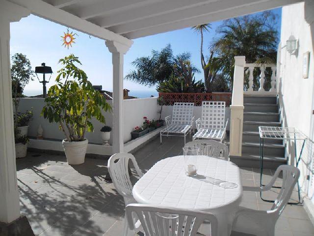 Ferienwohnung Villa im Villenviertel - Appartment - Teneriffa Nord