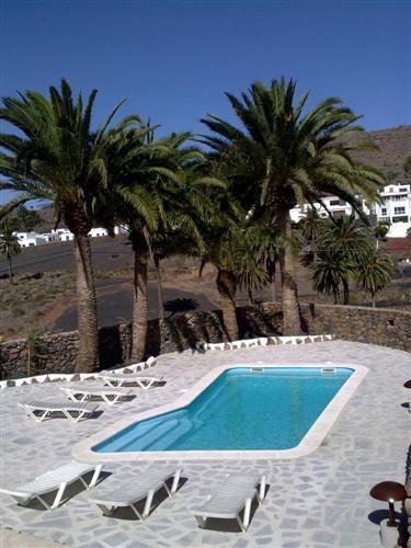 Finca Landhaus der Palmen - Lanzarote