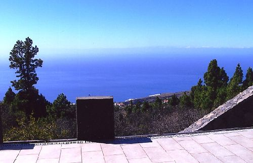 Ferienhaus auf La Palma Villa Atlantico in Tijarafe