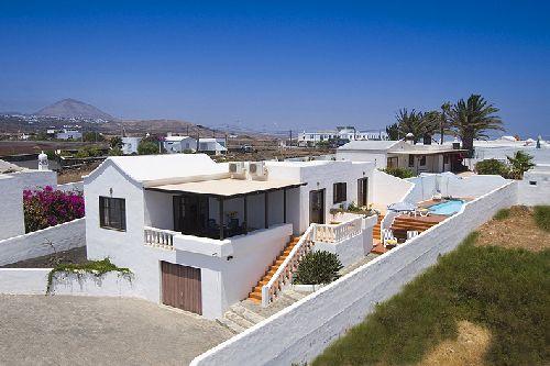 Ferienhaus Villa Puerto del Carmen - Lanzarote