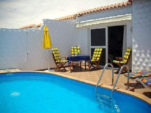 Bungalow Beate auf Fuerteventura in Costa Calma