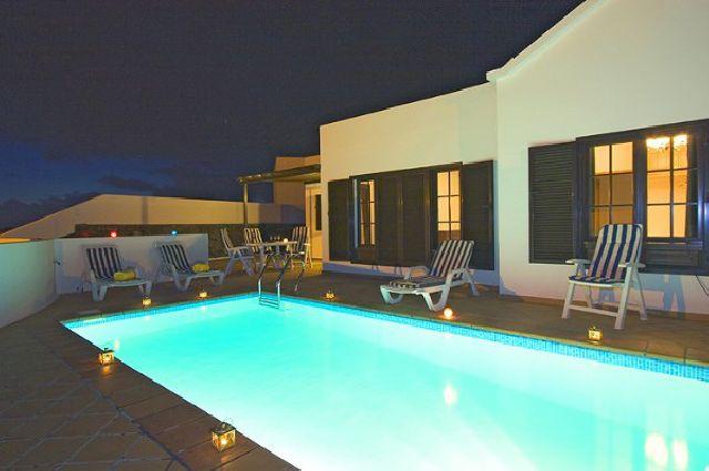 Ferienhaus Villen Lanzarote - Lanzarote