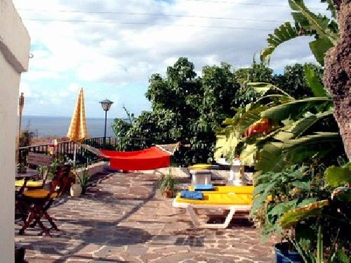 Casa Banana auf Teneriffa Nord in Puerto de la Cruz