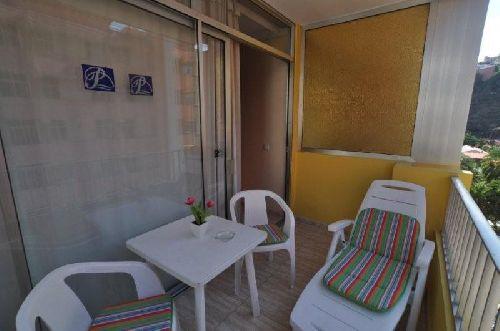 Studio Lago Martianez auf Teneriffa Nord in Puerto de la Cruz