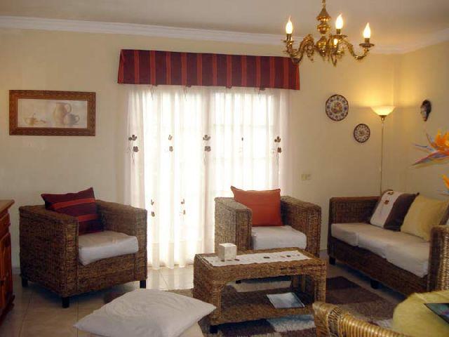 Appartments Los Faroles - Penthouse Canarias mit Terrasse und Aussengrill auf Teneriffa Nord in Icod de los Vinos