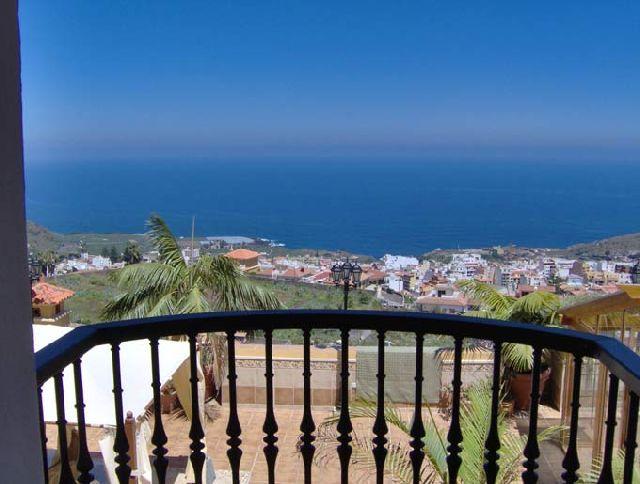 Appartments Los Faroles - Apartment mit Balkon auf Teneriffa Nord in Icod de los Vinos