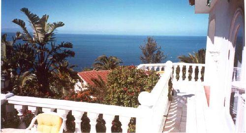 Villa Sunshine auf Teneriffa Nord in El Sauzal