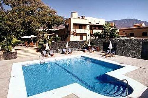 Landhotel finca salamanca auf teneriffa s dost for Piscina mund