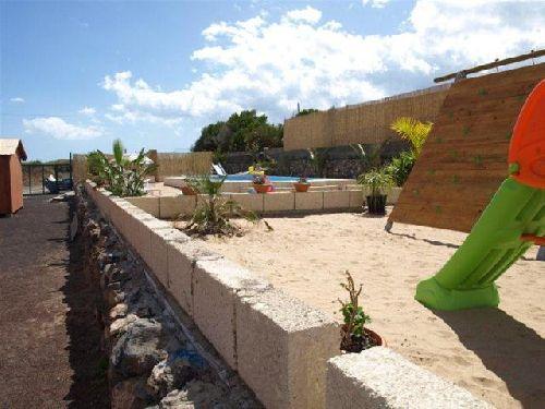 Ferienhaus auf Teneriffa Süd Casas en Madera in Abades