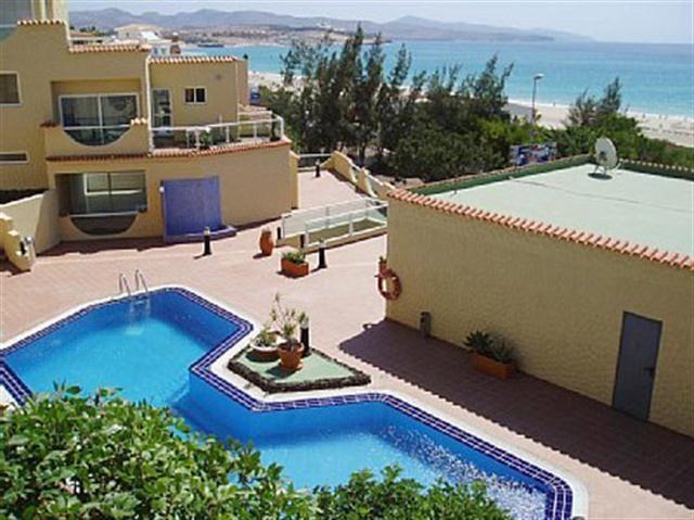 Ferienwohnung Appartment Hybo F.24 - Fuerteventura