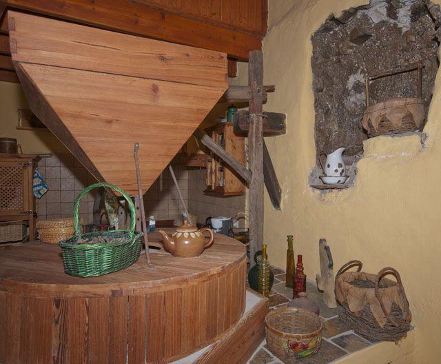 Ferienhaus auf Gran Canaria Landhaus zur Mühle in Santa Lucía de Tirajana