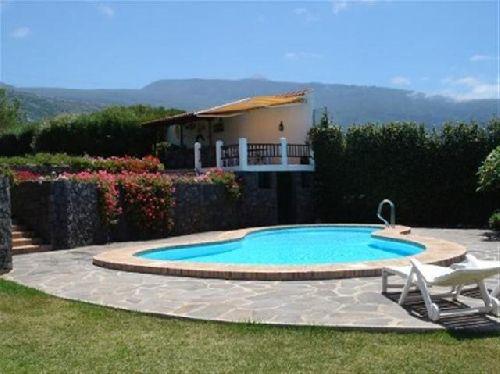 Ferienhaus auf Teneriffa Nord Finca der Pflanzen in La Orotava