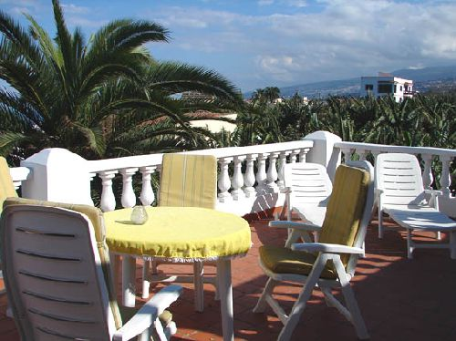 Villa Ursula - C - Appartment auf Teneriffa Nord in Puerto de la Cruz