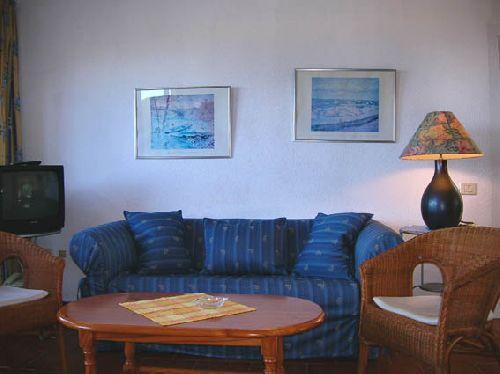 Villa Ursula - A - Studio mit Veranda auf Teneriffa Nord in Puerto de la Cruz