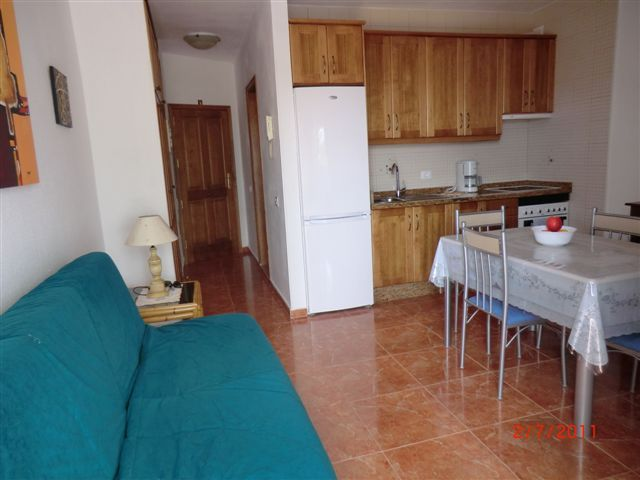 Appartment Rosamar auf Teneriffa Süd in Los Cristianos