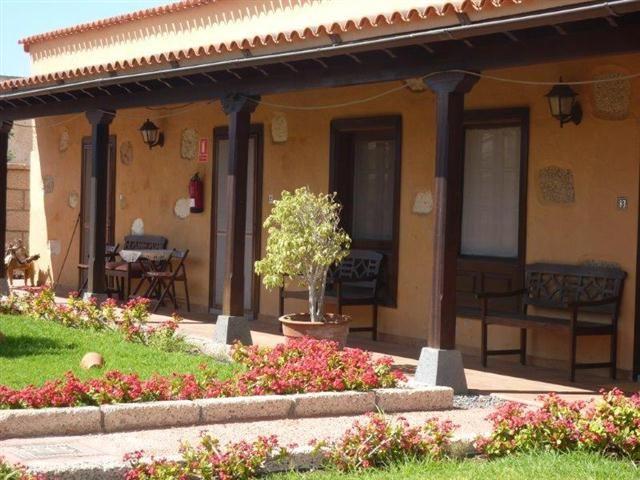 Fincawohnung auf Teneriffa Süd Finca Las Galletas - 2SZ in Las Galletas