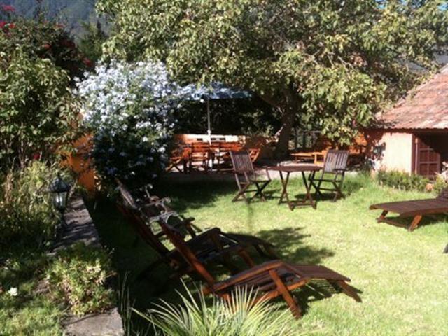 Finca Finca mit Garten - Haus Kastanie - Teneriffa Nord