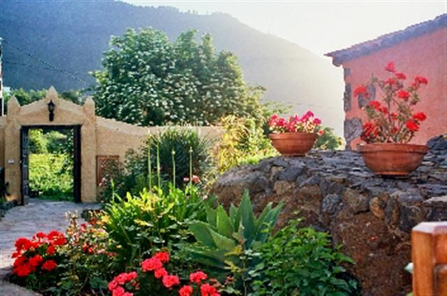 Finca Finca mit Garten - Haus Nussbaum - Teneriffa Nord