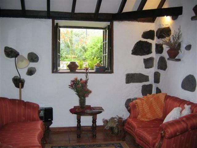 Finca mit Garten - Haus Nussbaum auf Teneriffa Nord in Los Realejos