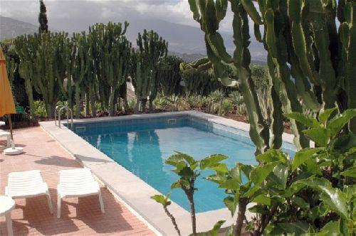 Ferienhaus auf Teneriffa Nord Grosses Anwesen am Meer - Bungalow B + C in La Matanza