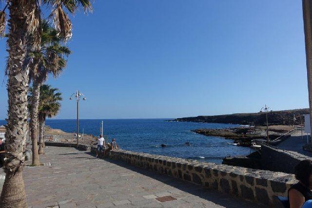 Fewo direkt am Meer auf Teneriffa Süd in La Listada