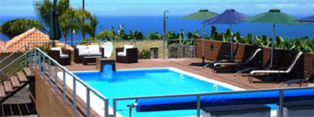 Finca Marion - Appartment auf La Palma in Tazacorte