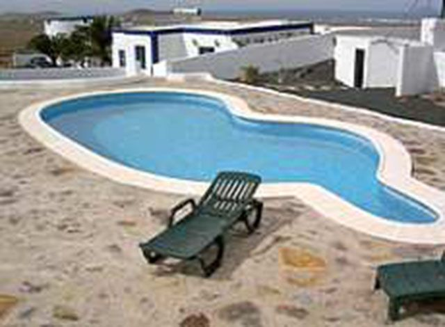 Fincawohnung Finca Famara - Familien Casa - Lanzarote