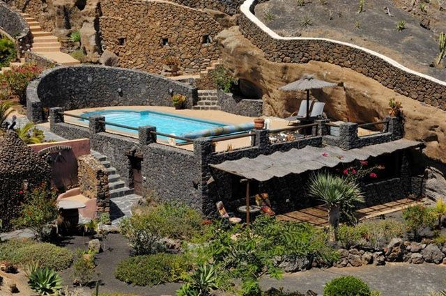 Ferienwohnung Castle Asomada Fewo 4 - Lanzarote