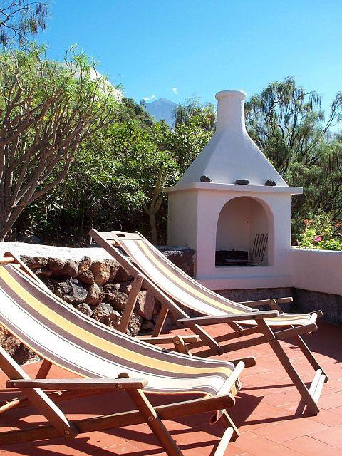 Finca la Suerte  - Casa Pegas auf Teneriffa Nord in Buen Paso