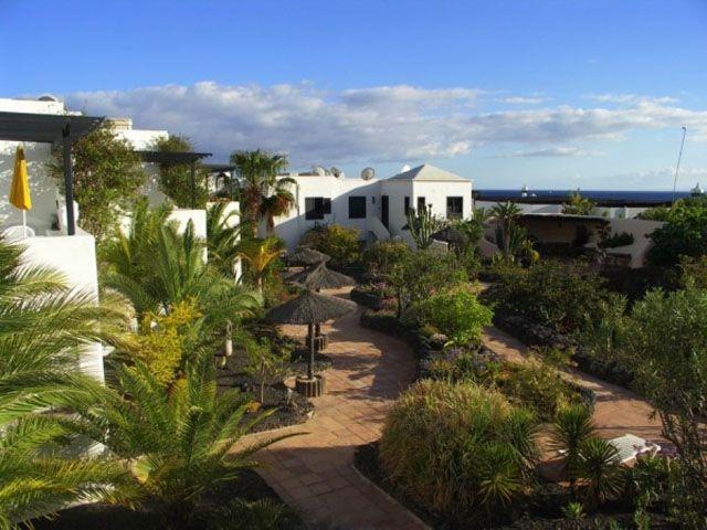 Ferienwohnung Appartments Tropischer Garten - Apartment 2 - Lanzarote