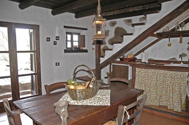 Ferienhaus auf Gran Canaria Landhaus der Mädchen in San Mateo